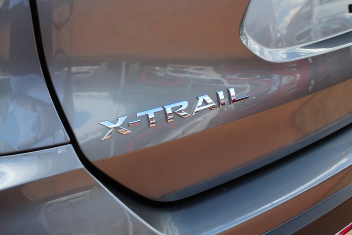 2019 Nissan X-TRAIL ST T32 Series II 4X4 On Demand Gun Metallic