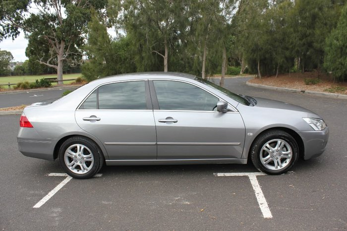 2007 HONDA ACCORD VTi-L 7th Gen Silver