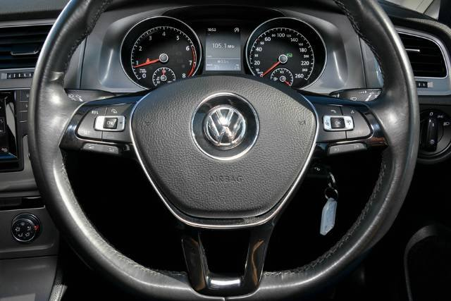 2015 VOLKSWAGEN GOLF 90TSI VII MY15 PACIFIC BLUE METALLIC