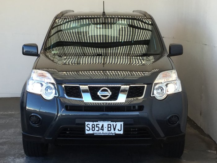 2013 NISSAN X-TRAIL ST T31 Blue