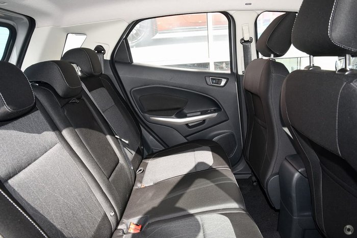 2018 FORD ECOSPORT Trend BL Silver