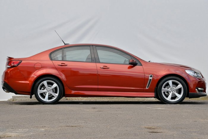 2016 HOLDEN COMMODORE SV6 VF II MY16 SOME LIKE IT HOT