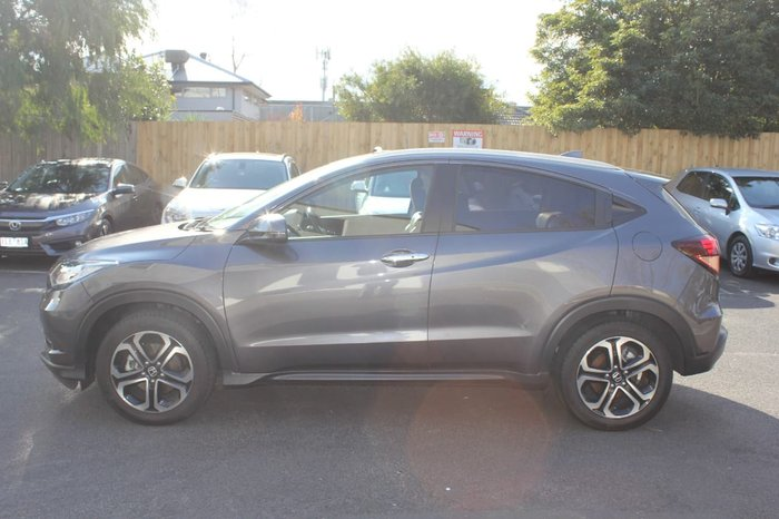 2018 HONDA HR-V VTi-L (No Series) Grey