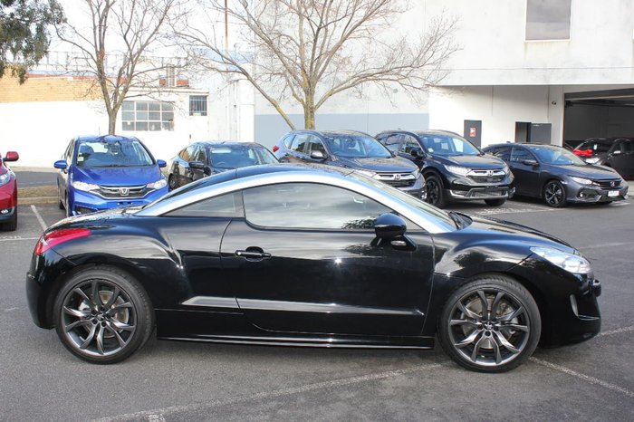 2010 PEUGEOT RCZ (No Series) Black