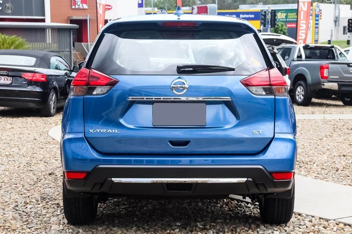 2018 NISSAN X-TRAIL ST T32 Series II Blue