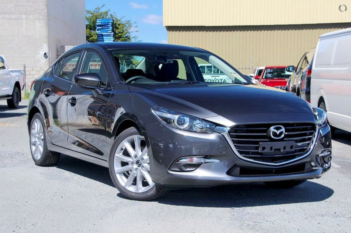 2018 MAZDA 3 SP25 BN Series Grey
