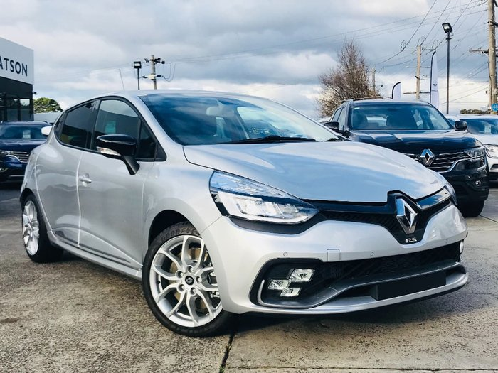 2017 RENAULT CLIO R.S. 200 Sport IV B98 Phase 2 Grey