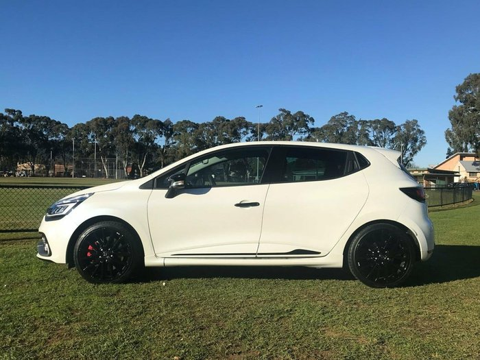 2018 RENAULT CLIO R.S. 200 Cup IV B98 Phase 2 White