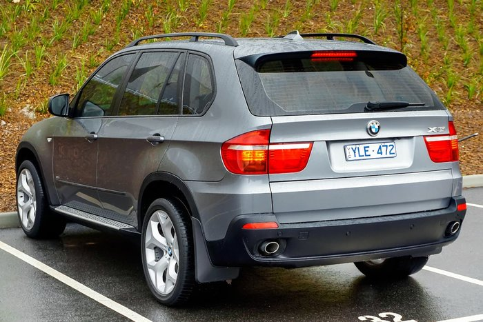 2009 BMW X5 xDrive30d Executive E70 Grey
