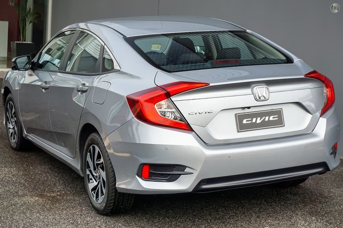 2018 HONDA CIVIC VTi-S 10th Gen Silver
