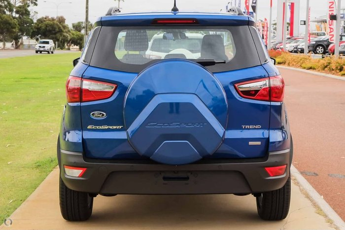 2018 FORD ECOSPORT Trend BL Blue