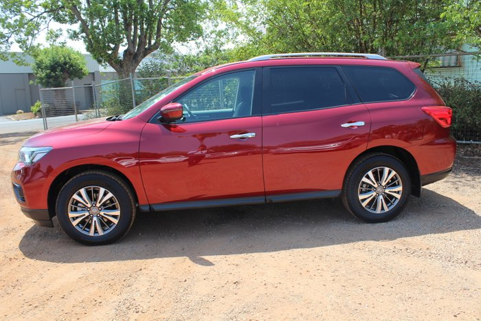 2018 Nissan Pathfinder ST R52 Series III MY19 4X4 On Demand REDSTONE