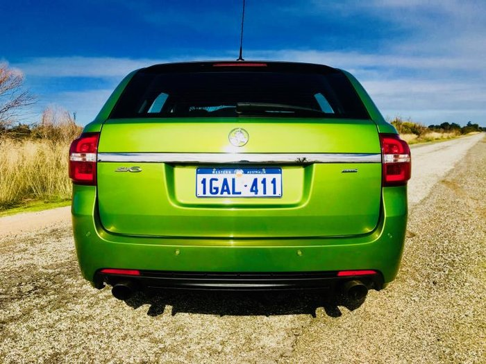 2016 HOLDEN COMMODORE SV6 VF II JUNGLE FEVER