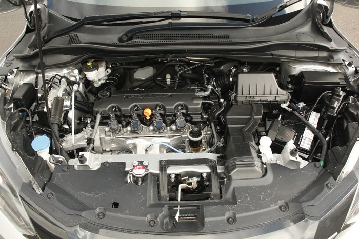 2015 HONDA HR-V VTi-L (No Series) Silver