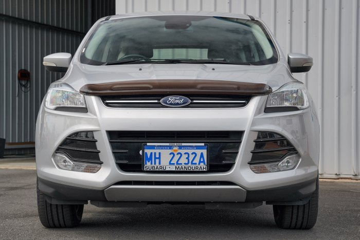2016 Ford Kuga Ambiente TF MkII MY16 SILVER OR CHROME