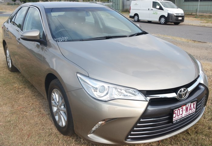 2015 Toyota Camry Altise ASV50R GOLD