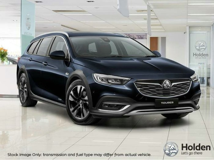2018 HOLDEN CALAIS V ZB MY18 DARK MOON BLUE