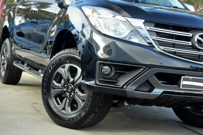 2018 MAZDA BT-50 GT UR Black