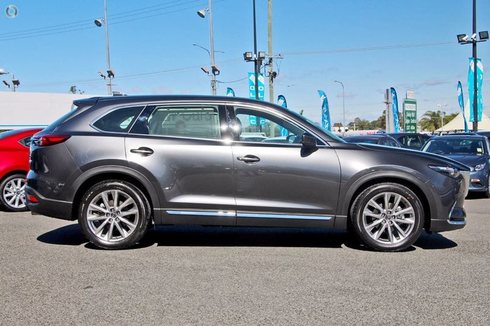 2018 MAZDA CX-9 GT TC Grey