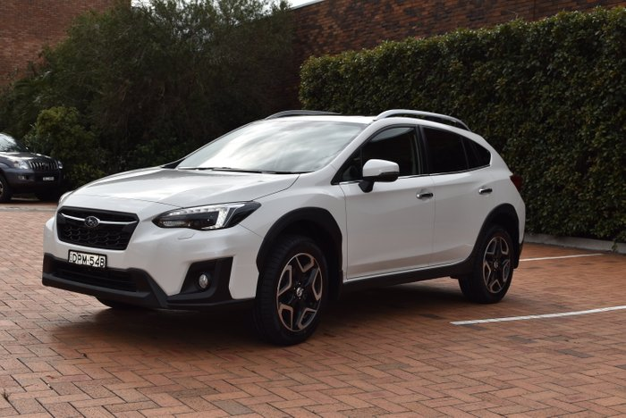 2017 Subaru XV 2.0i-S G5X MY18 Four Wheel Drive
