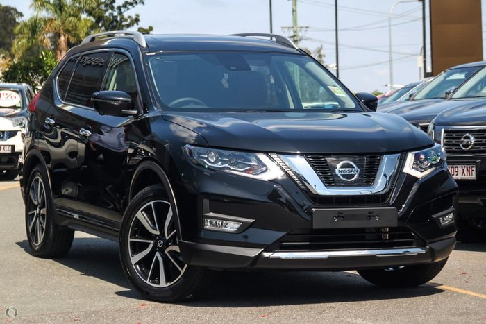 2018 NISSAN X-TRAIL Ti T32 Series II Black
