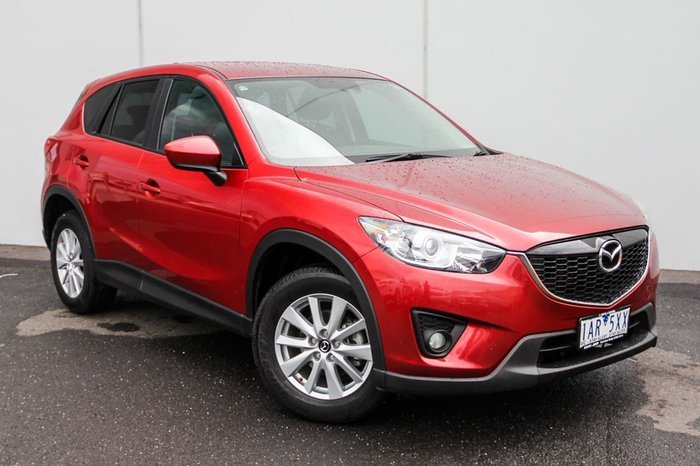 2013 MAZDA CX-5 Maxx Sport KE Series Red