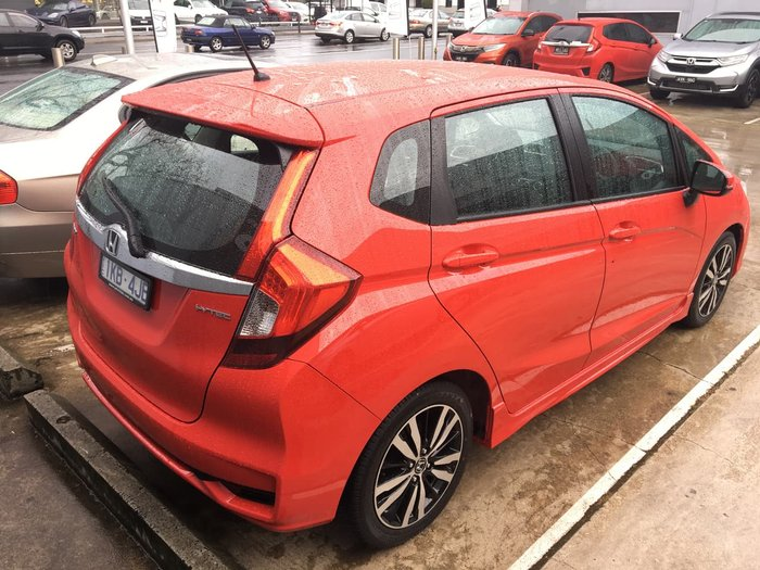 2018 HONDA JAZZ VTi-S GF Red