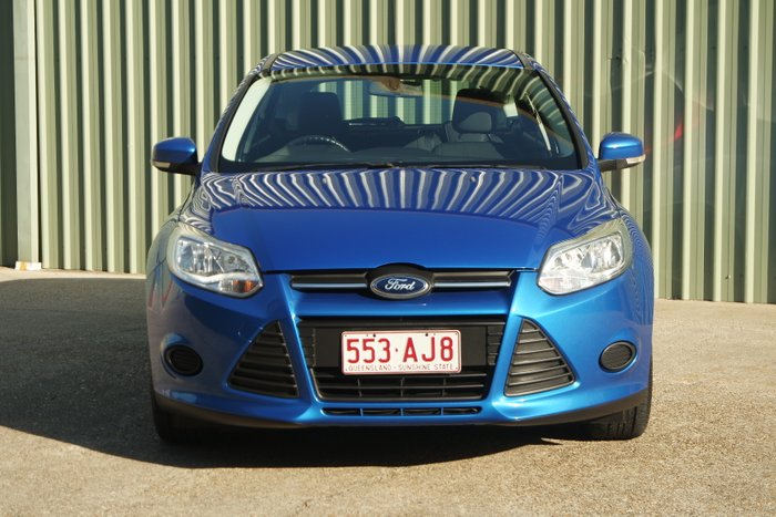 2012 Ford Focus LW MKII BLUE