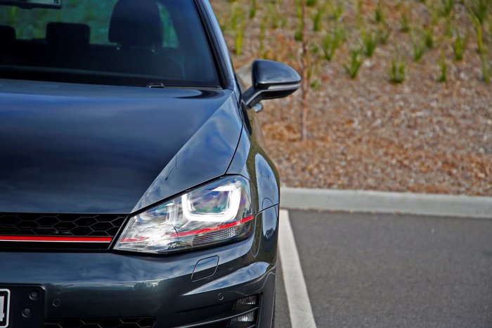 2014 VOLKSWAGEN GOLF GTI Performance 7 Grey