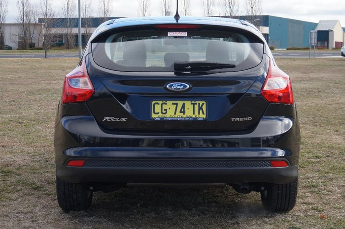 2013 FORD FOCUS Trend LW MKII Black