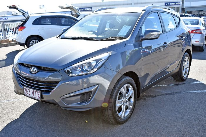 2015 HYUNDAI IX35 Active Series II Grey