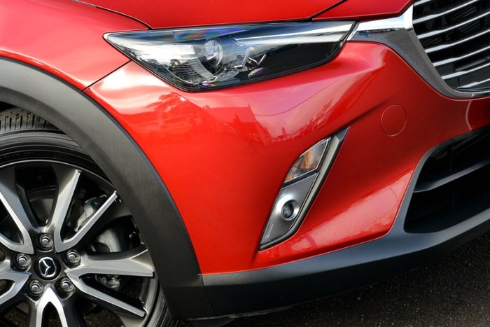 2016 MAZDA CX-3 STOURING DK2W7A RED
