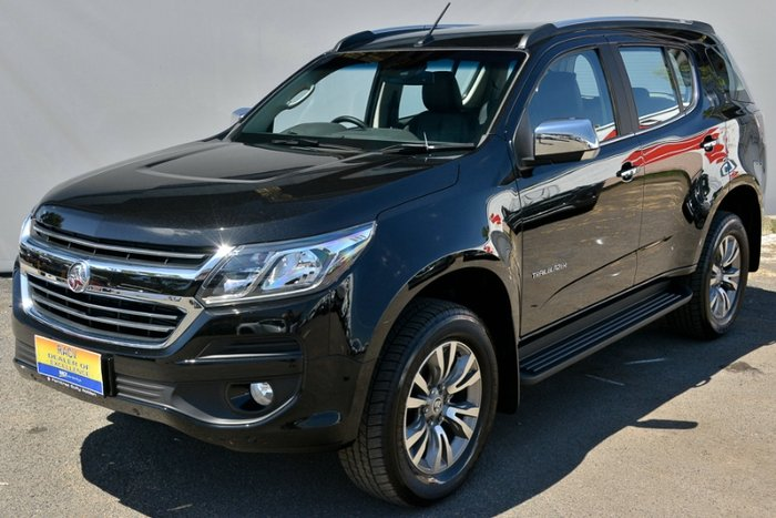 2018 HOLDEN TRAILBLAZER LTZ RG MY18 MINERAL BLACK
