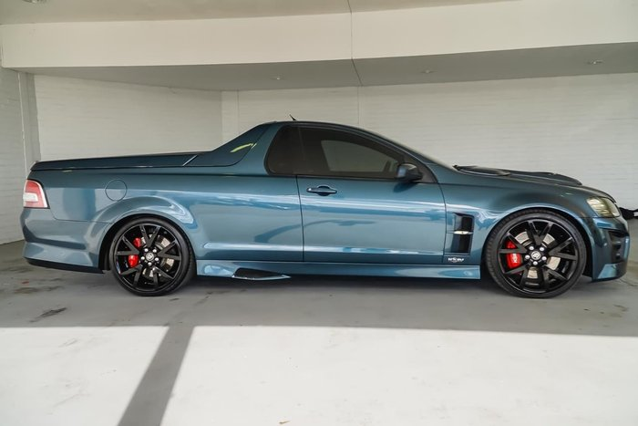 2009 HOLDEN SPECIAL VEHICLES MALOO R8 E Series Grey