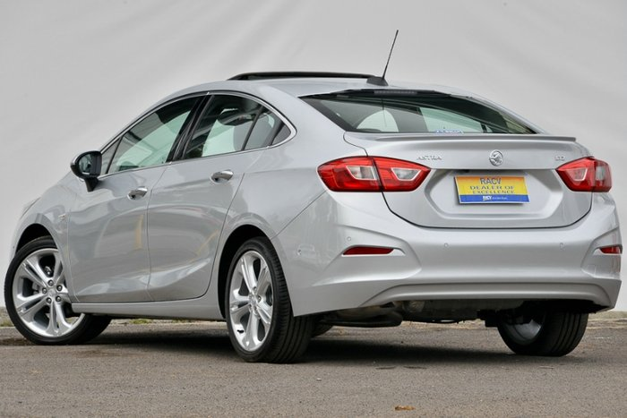 2017 HOLDEN ASTRA LTZ BL MY17 NITRATE