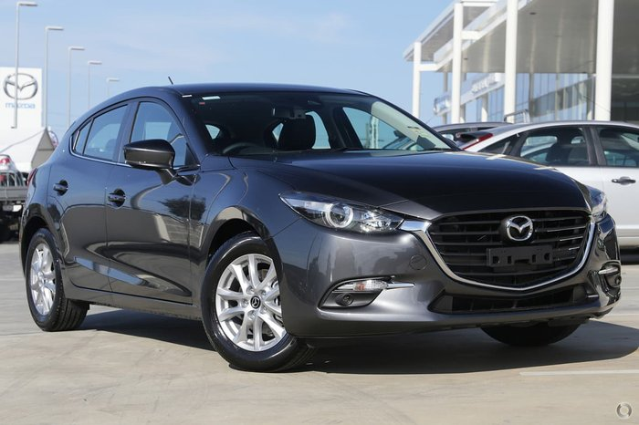 2018 MAZDA 3 Touring BN Series Grey