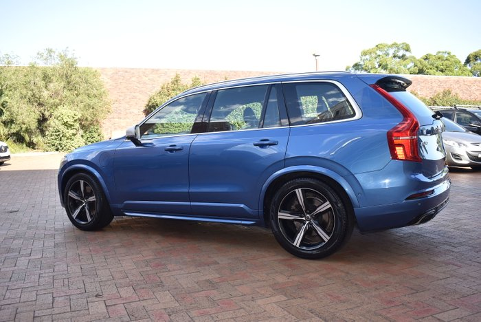 2017 Volvo XC90 T8 R-Design MY17 4X4 On Demand BLUE