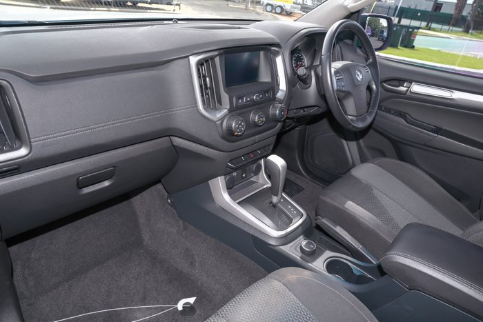 2018 Holden Trailblazer LT RG MY19 4X4 Dual Range WHITE