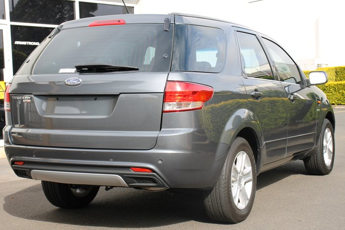 2014 Ford Territory TX SZ Four Wheel Drive GREY
