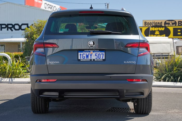 2019 SKODA Karoq 110TSI NU MY19 QUARTZ GREY METALLIC