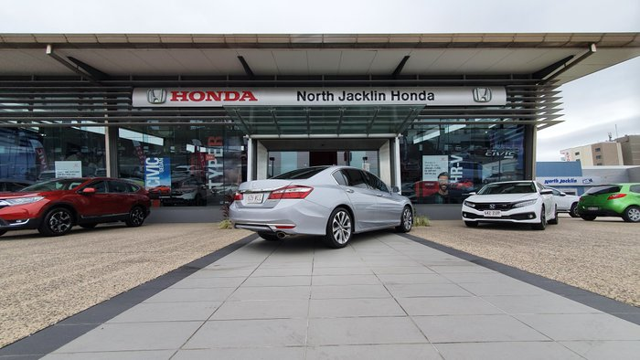2016 Honda Accord VTi-L 9th Gen MY15 SILVER