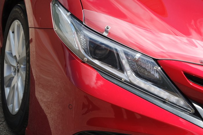 2018 Toyota Camry Ascent Sport ASV70R RED