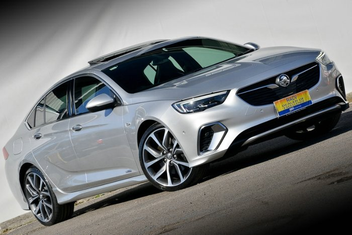 2018 HOLDEN COMMODORE VXR ZB MY18 NITRATE