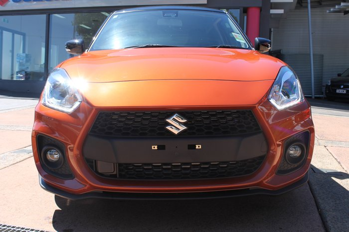 2020 Suzuki Swift GLX Turbo AZ CFK