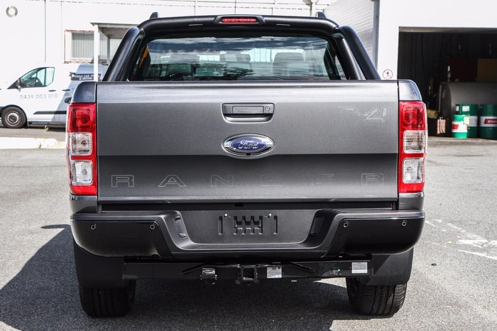 2018 FORD RANGER FX4 PX MkII Grey