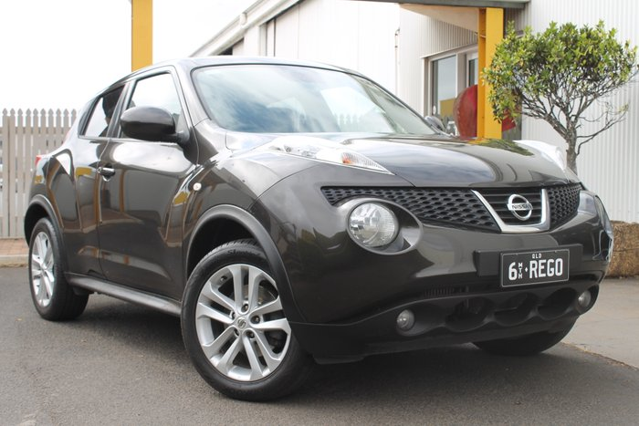 2013 Nissan JUKE Ti-S F15 MY14 4X4 On Demand COYOTE BROWN