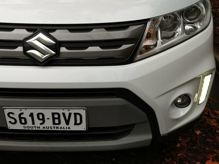 2016 SUZUKI VITARA RT-S LY White