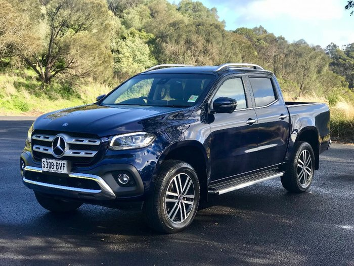 2018 MERCEDES-BENZ X-CLASS X250d Power 470 Blue