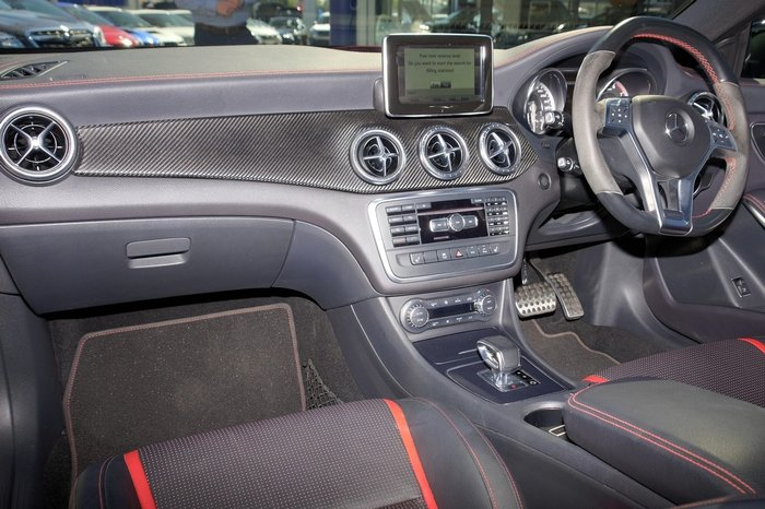 2014 Mercedes-Benz CLA45