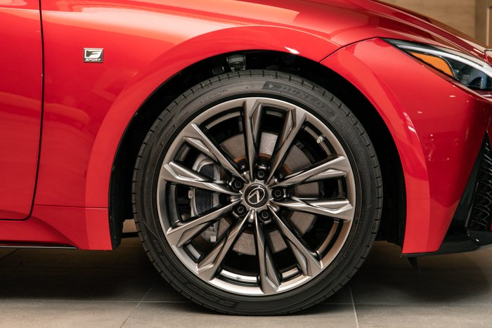 2020 Lexus IS IS350 F Sport GSE31R INFRARED